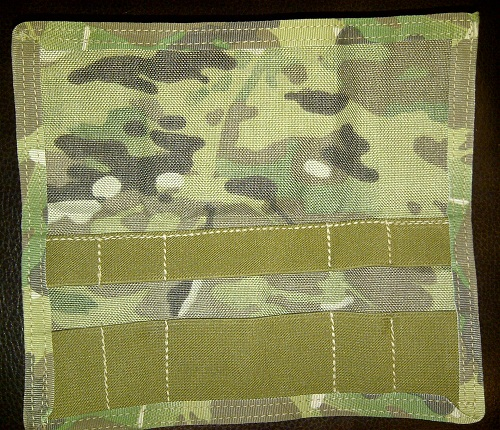 Pic of my military SERE pouch open.